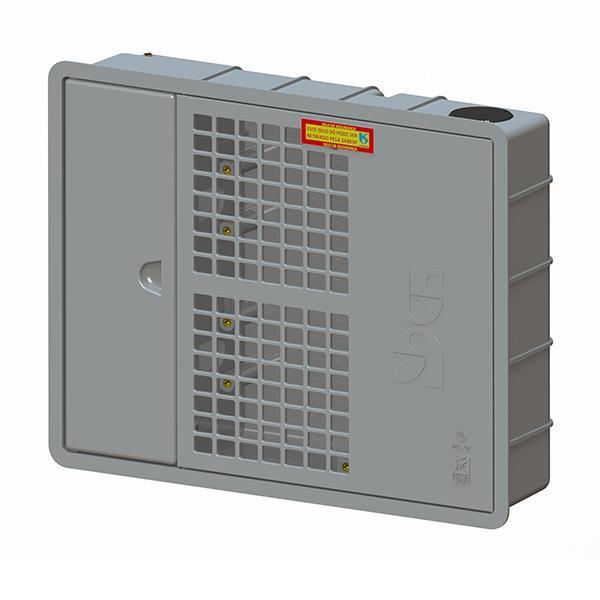 Caixa para Hidrômetro N5 Sabesp 9519 TAF
