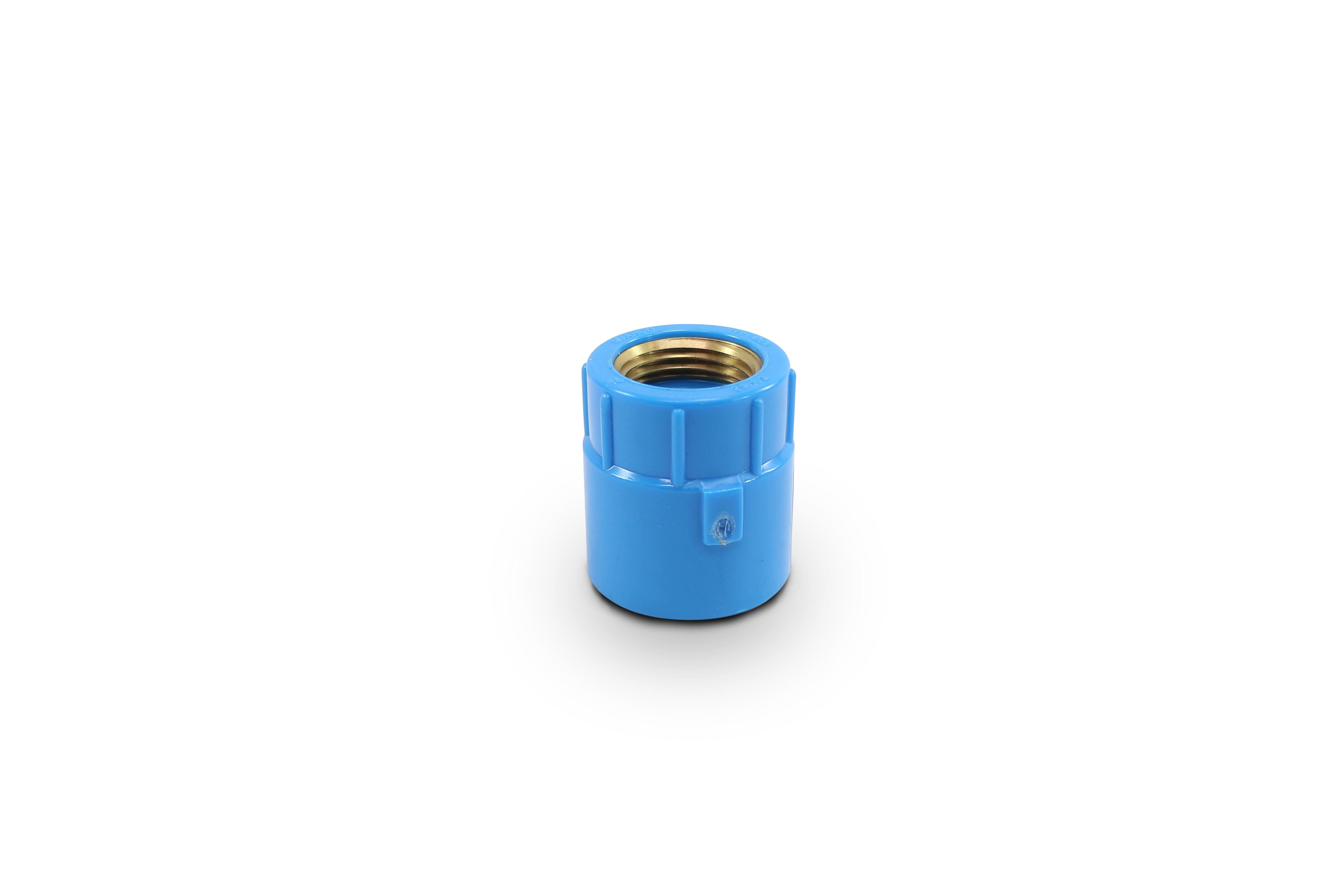 Luva Roscável LR Azul 25mm X 20mm Multilit