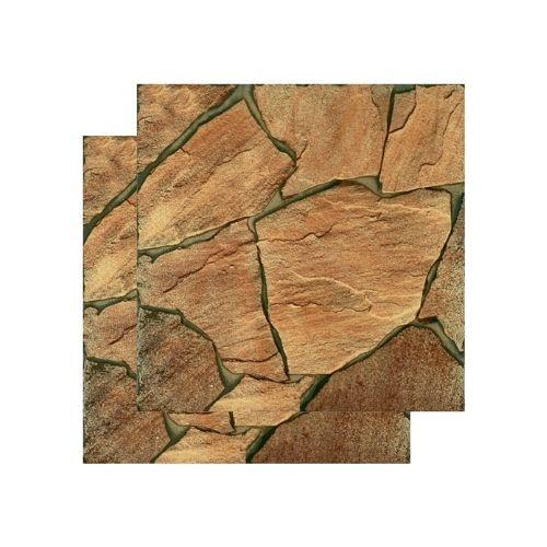Piso Cerâmico 57x57 Urano Marrom 3,30m² 10 peças Triunfo
