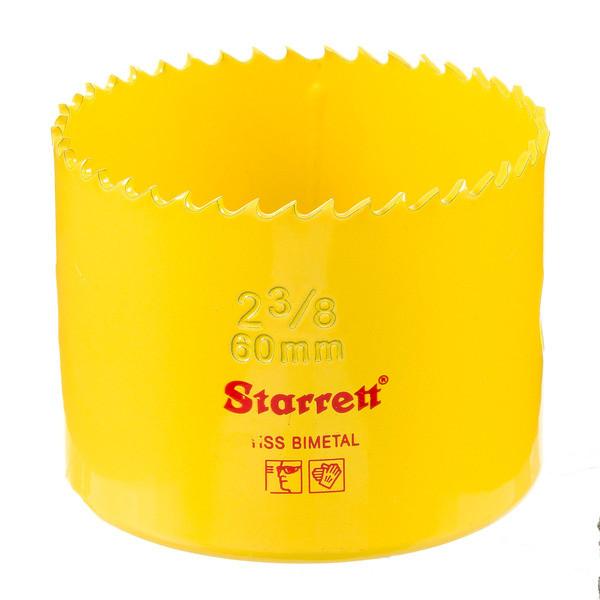 Serra Copo Bimetal 60 mm Starrett