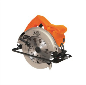 Serra Circular Profissional 1500W 220V CS1024 BLACK+DECKER