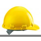 Capacete de Segurança Amarelo Plastcor