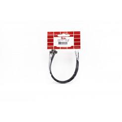 Cartela Abraçadeira Nylon 3,6 x 200 Preta 5un Cofix