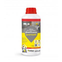 Aditivo Plastificante 1,0L Quartzolit