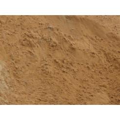 Areia Amarela Misturada a Granel 1m³ Três Coroas