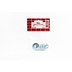 """Cartela de Arruela Lisa 3/8"""" 8un Cofix"""