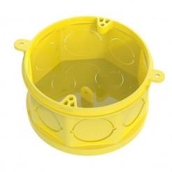 Caixa de Luz Octa Amarela Mondiale