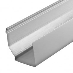 Calha PVC Moldura 2m Madex