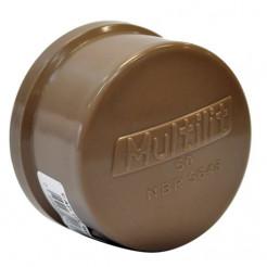 Caps Soldável 50mm Marrom Multilit
