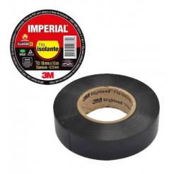 Fita Isolante 19mm x 10m Imperial 3M