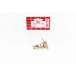 Cartela de Parafuso Chip 3,5x25 17un Cofix