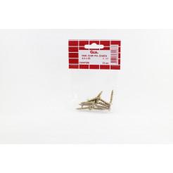 Cartela de Parafuso Chip 4,5x25 13un Cofix