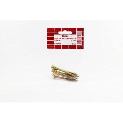 Cartela de Parafuso Chip 6,0x60 6un Cofix