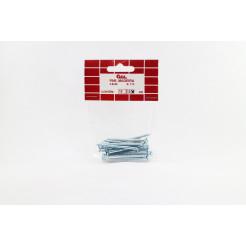 Cartela de Parafuso Madeira 3,8x50 15un Cofix