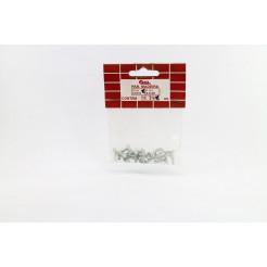 Cartela de Parafuso Madeira 4,5x16 16un Cofix