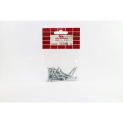 Cartela de Parafuso Madeira 4,5x30 16un Cofix