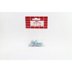Cartela de Parafuso Panela 4,2x22 16un Cofix
