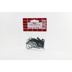 Cartela de Pitão com Bucha B6 8un Cofix