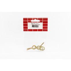 Cartela de Pitão Latonado 19x50 5un Cofix