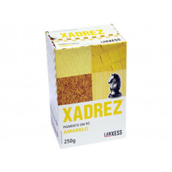 Pigmento em Pó Xadrez 250g Amarelo