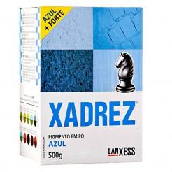 Pigmento em Pó Xadrez 500g Azul