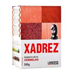 Pigmento em Pó Xadrez 500g Vermelho