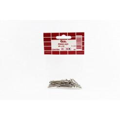Cartela de Prego de Aço com Cabeça 10x10 50un Cofix