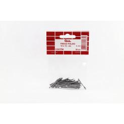 Cartela de Prego Polido sem Cabeça 12x12 30g Cofix