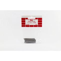 Cartela de Prego Polido sem Cabeça 13x18 50g Cofix