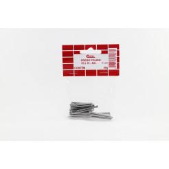 Cartela de Prego Polido sem Cabeça 15x15 50g Cofix