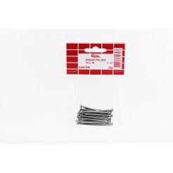 Cartela de Prego Polido com Cabeça 15x18 50g Cofix