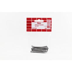 Cartela de Prego Polido com Cabeça 15x21 50g Cofix