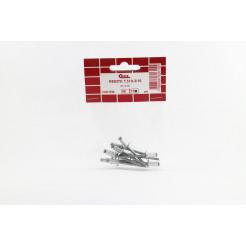 Cartela de Rebite 510 10un Cofix