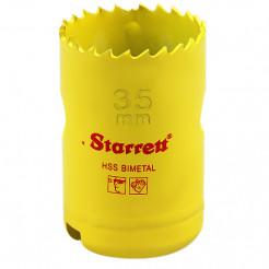 Serra Copo Bimetal 35 mm Starrett