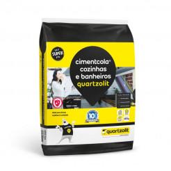 Argamassa Cimentcola Cozinhas e Banheiros 20kg Quartzolit